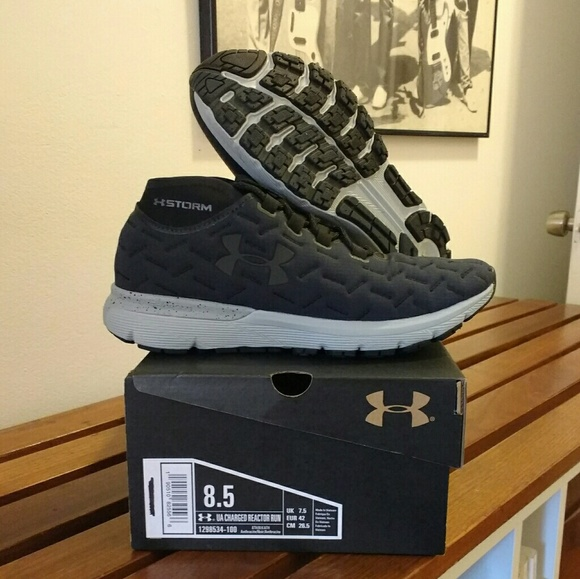 the best attitude 3ace4 565fe Under Armour UA Charged Reactor Run - 8.5 Men NWT